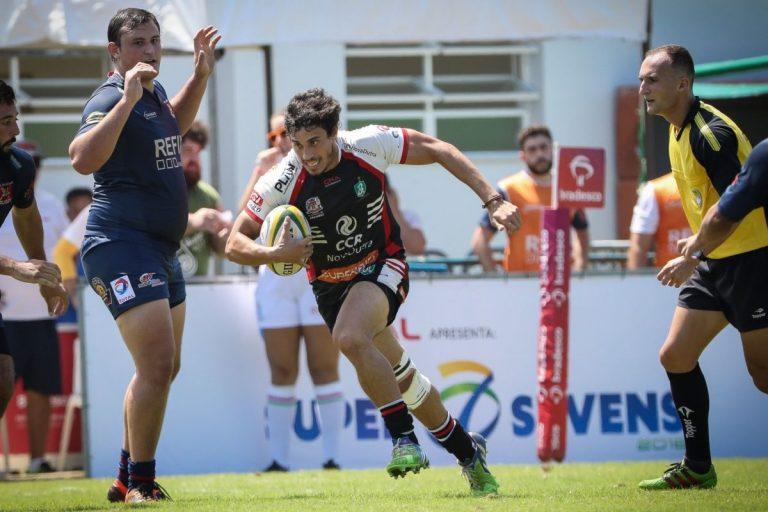 Jacareí Rugby busca o tricampeonato do Brasil Sevens