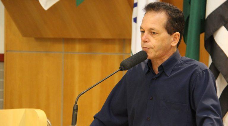 Vereador que reforço de rondas ostensivas da PM no Jardim Santa Maria