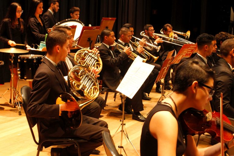 Orquestra Sinfônica Jovem está com inscrições abertas até o dia 21