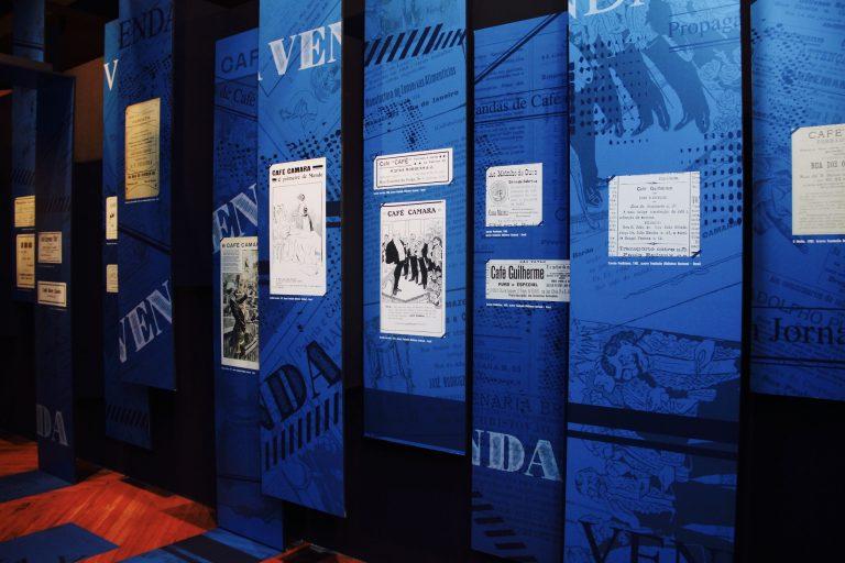 Museu de Jacareí promove exposição sobre vendas de cafés em jornais