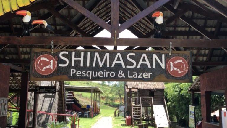 Pesqueiro Shimasan se destaca na região