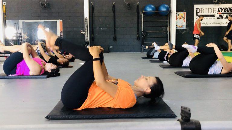 Ct 30 conta com aula de Pilates em Jacareí