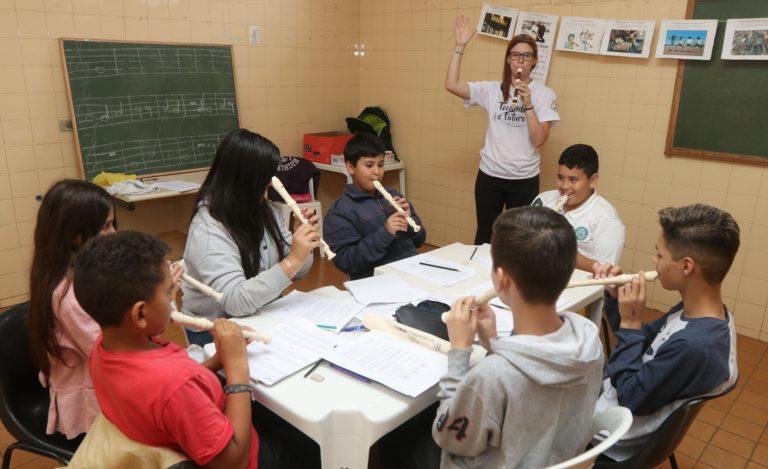 Projeto de iniciação musical gratuita tem vagas em Jacareí