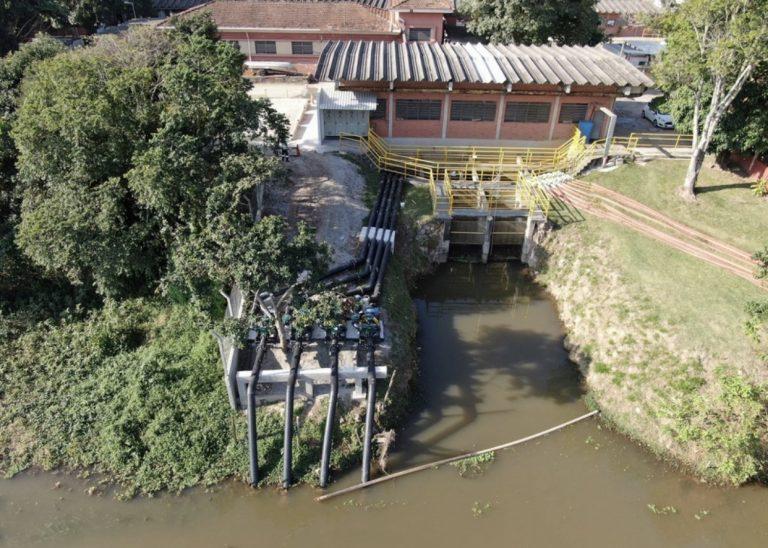 SAAE inaugura novo sistema de captação de água para abastecimento de Jacareí