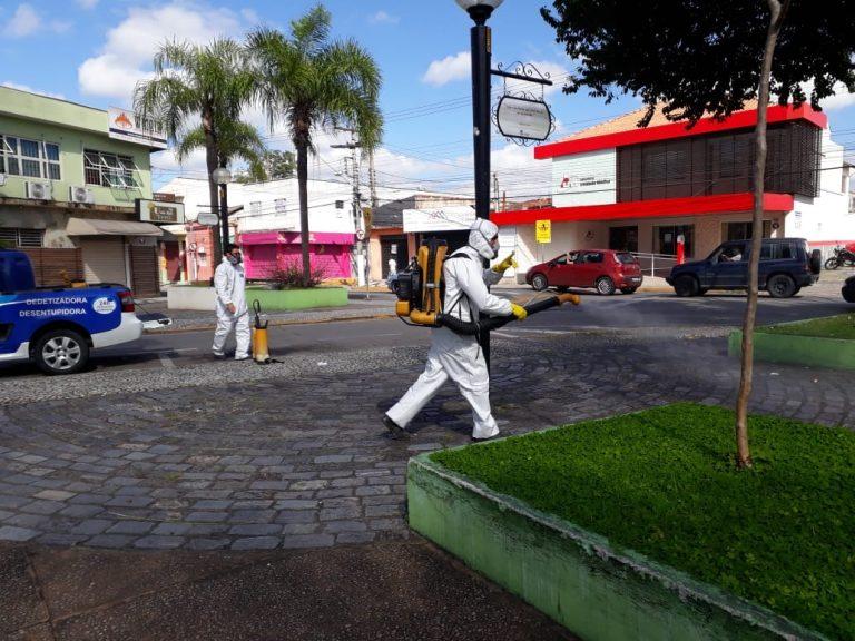 Empresa faz serviço gratuito de higienização em Jacareí