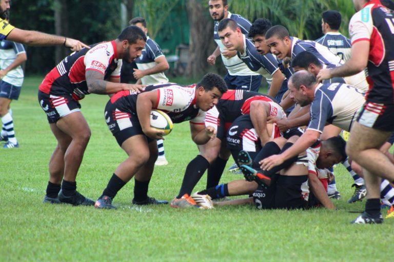 Jacareí Rugby vence SPAC em amistoso de pré-temporada