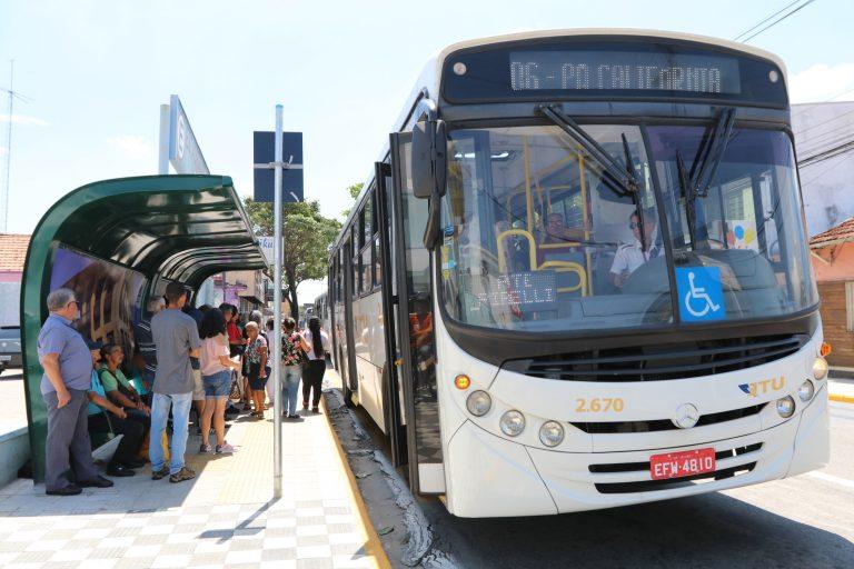 Jacareí tem alteração provisória nas linhas de transporte coletivo