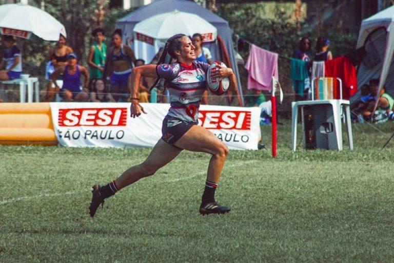 Rugby: Letícia Medeiros é convocada para eliminatórias da Copa do Mundo