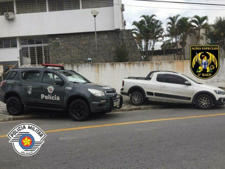 Homem é detido com veículo duble em Jacareí