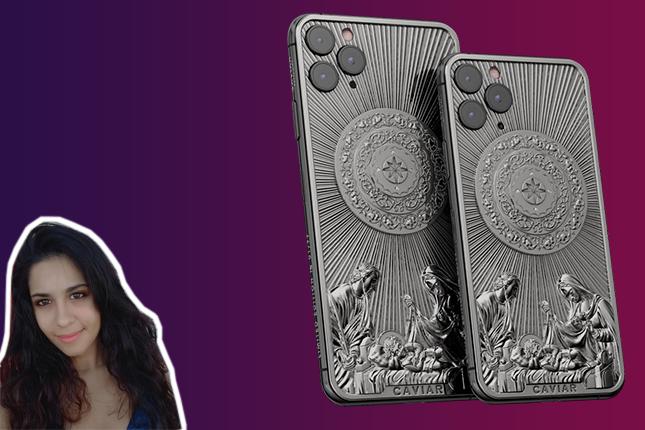 iPhone 11 com traseira em ouro e diamantes começa a ser vendido