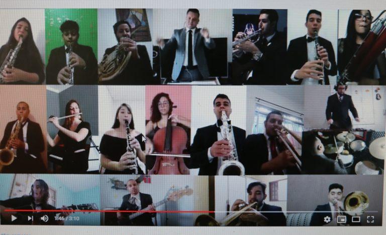 """Jacareí tem """"Orquestra na sua casa"""""""