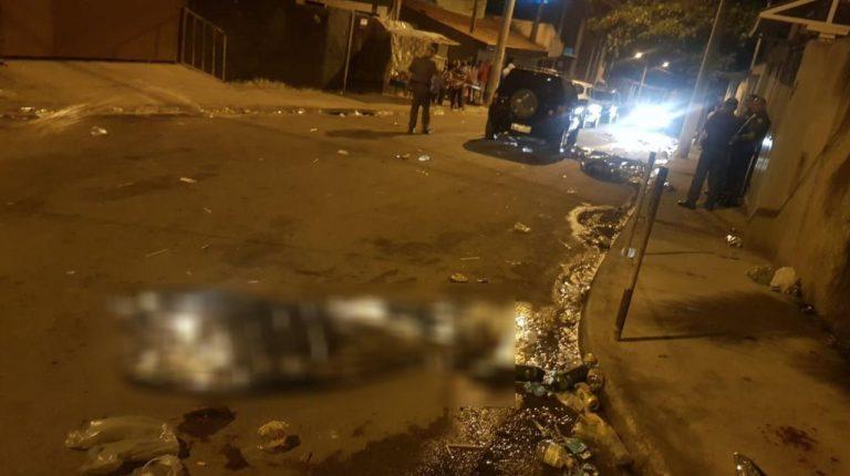 Festa em rua termina com 8 baleados e 4 mortos em Jacareí