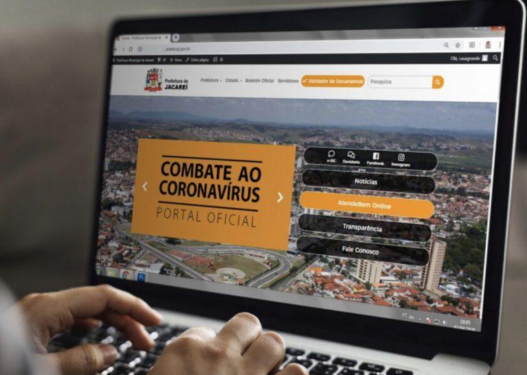 AtendeBem volta a atender de forma presencial e inaugura 'AtendeBem Online', com abertura de processo via web