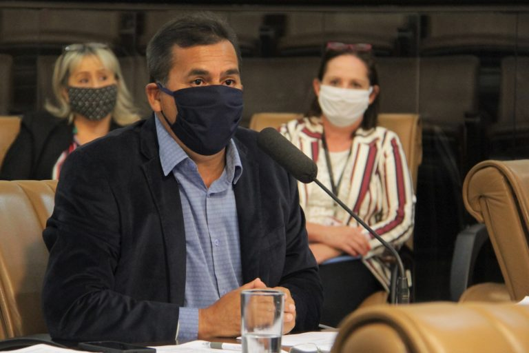 Vereador pede que prefeito prorrogue contrato dos Agentes de Saúde que expira em junho