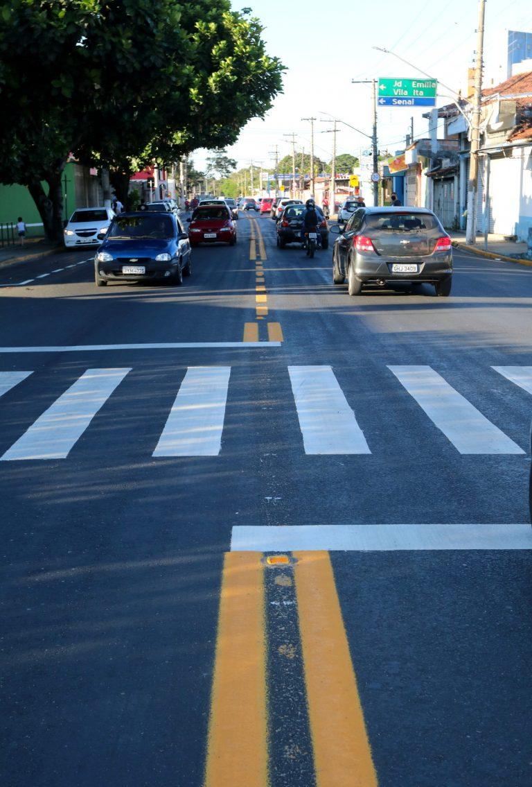 Jacareí dá início à duplicação da Avenida Presidente Humberto Castelo Branco