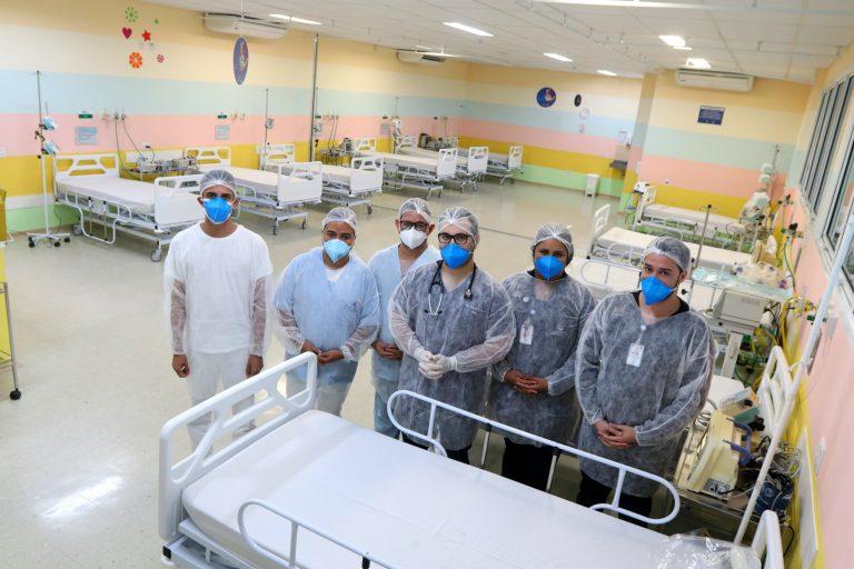 UPA Dr. Thelmo de Almeida Cruz passa a ser exclusivo para enfrentamento ao Coronavírus