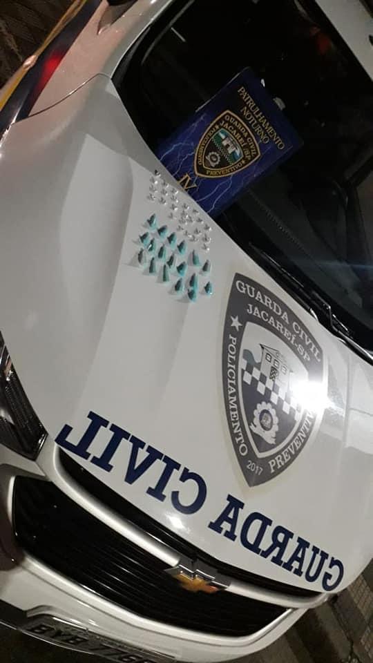 Acusado de tráfico é preso pela Guarda Civil de Jacareí