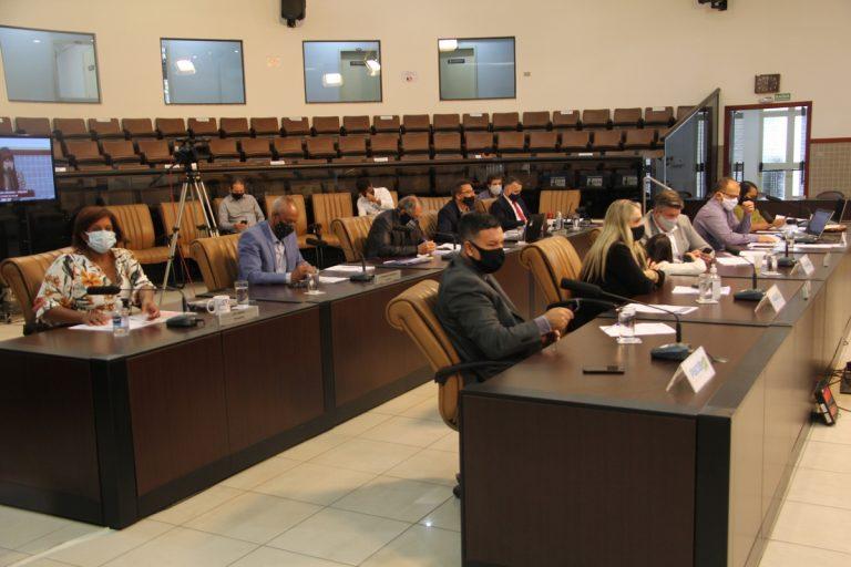 Câmara aprova contas de 2017 da Prefeitura