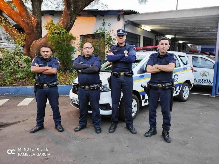 Equipe da GCM prende homem por tráfico de drogas em Jacareí