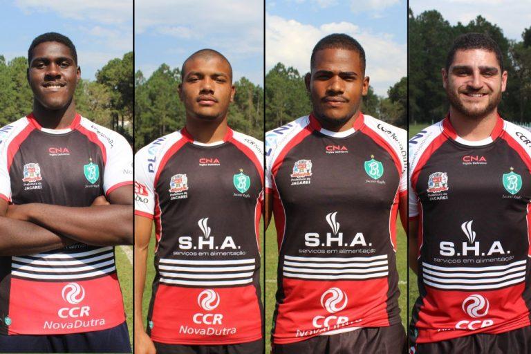 Jacareí Rugby tem jogadores convocados para amistoso do Brasil em Portugal