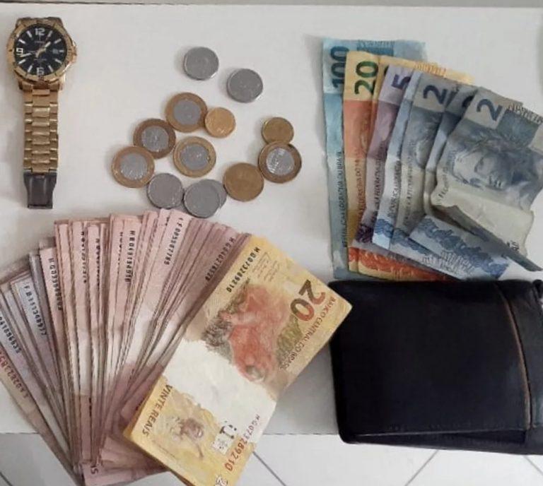 PM prende colombiano após furto no centro de Jacareí