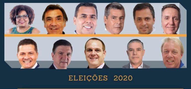 Veja as sabatinas com os 11 candidatos à prefeitura de Jacareí