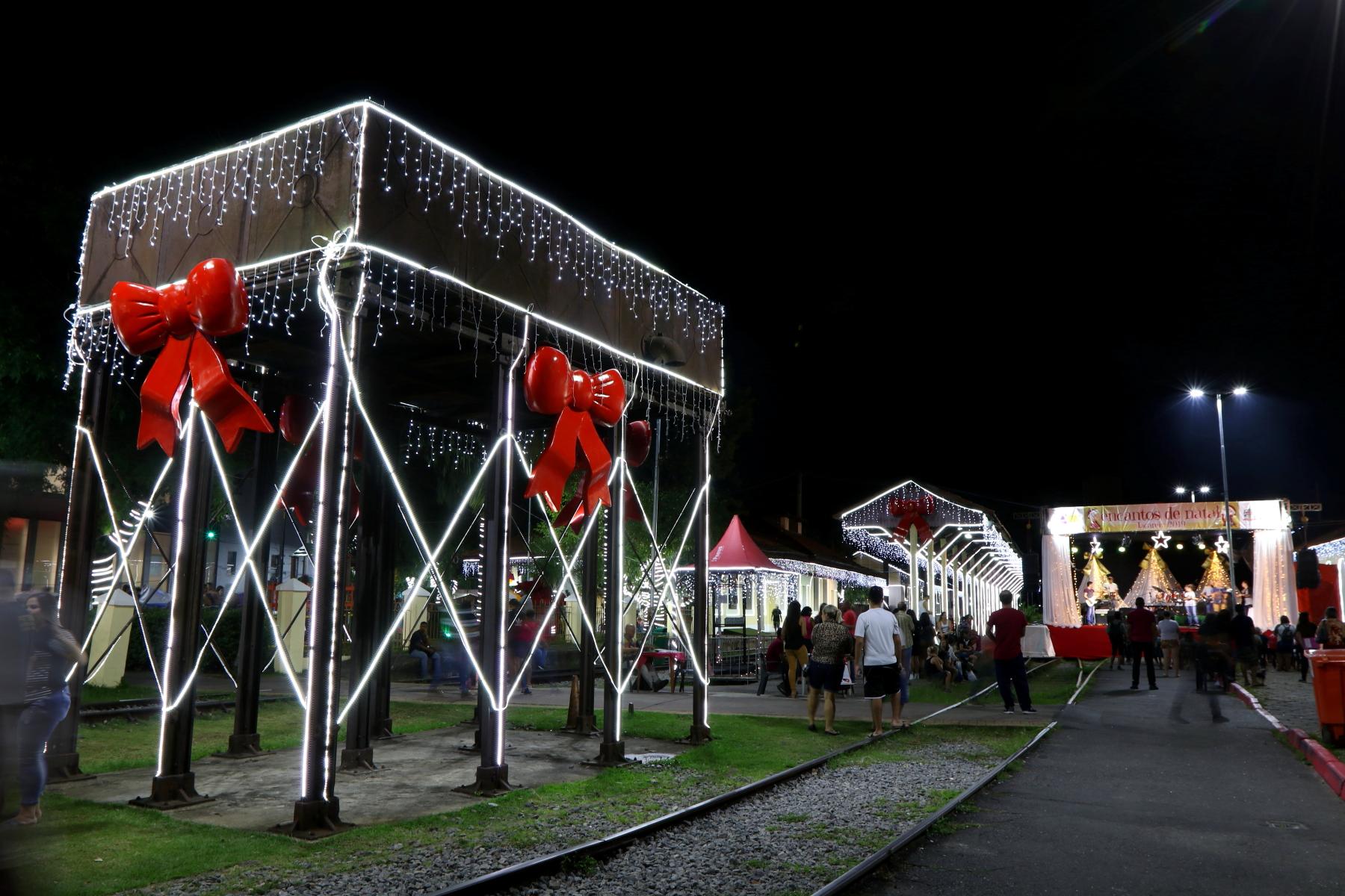 Caravana com Papai Noel irá aos bairros de Jacareí a partir de segunda-feira