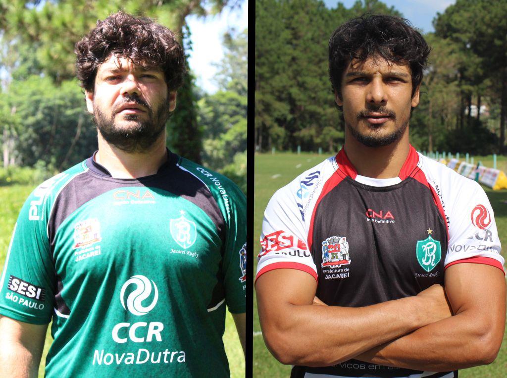 Jacareí Rugby é representado por dois integrantes em Sul-Americano de Sevens