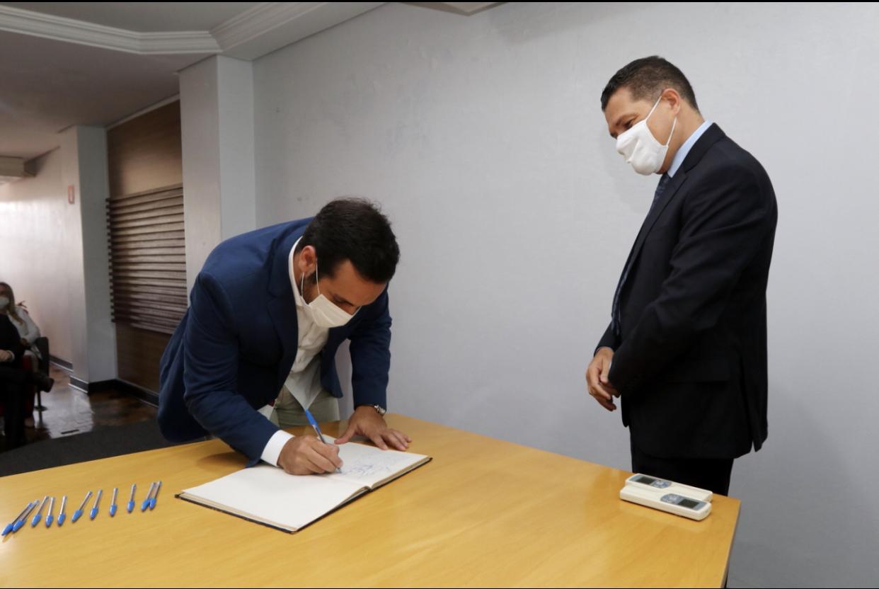Secretários Municipais e Presidentes de Fundações e Autarquias tomam posse em Jacareí