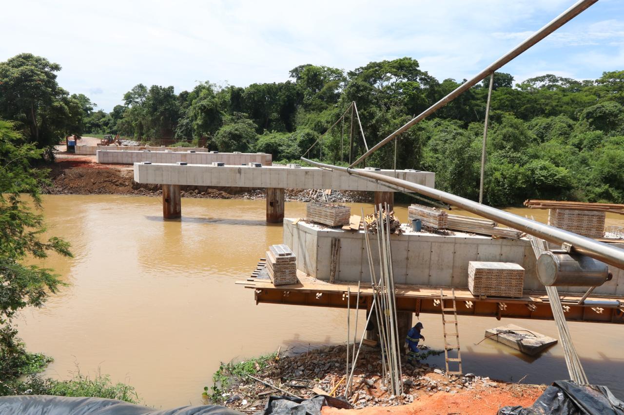 Terceira ponte: Prefeitura afirma que quase 50% da interligação viária entre avenidas já está concluída