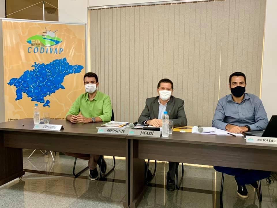 Izaias Santana é reeleito presidente da Codivap