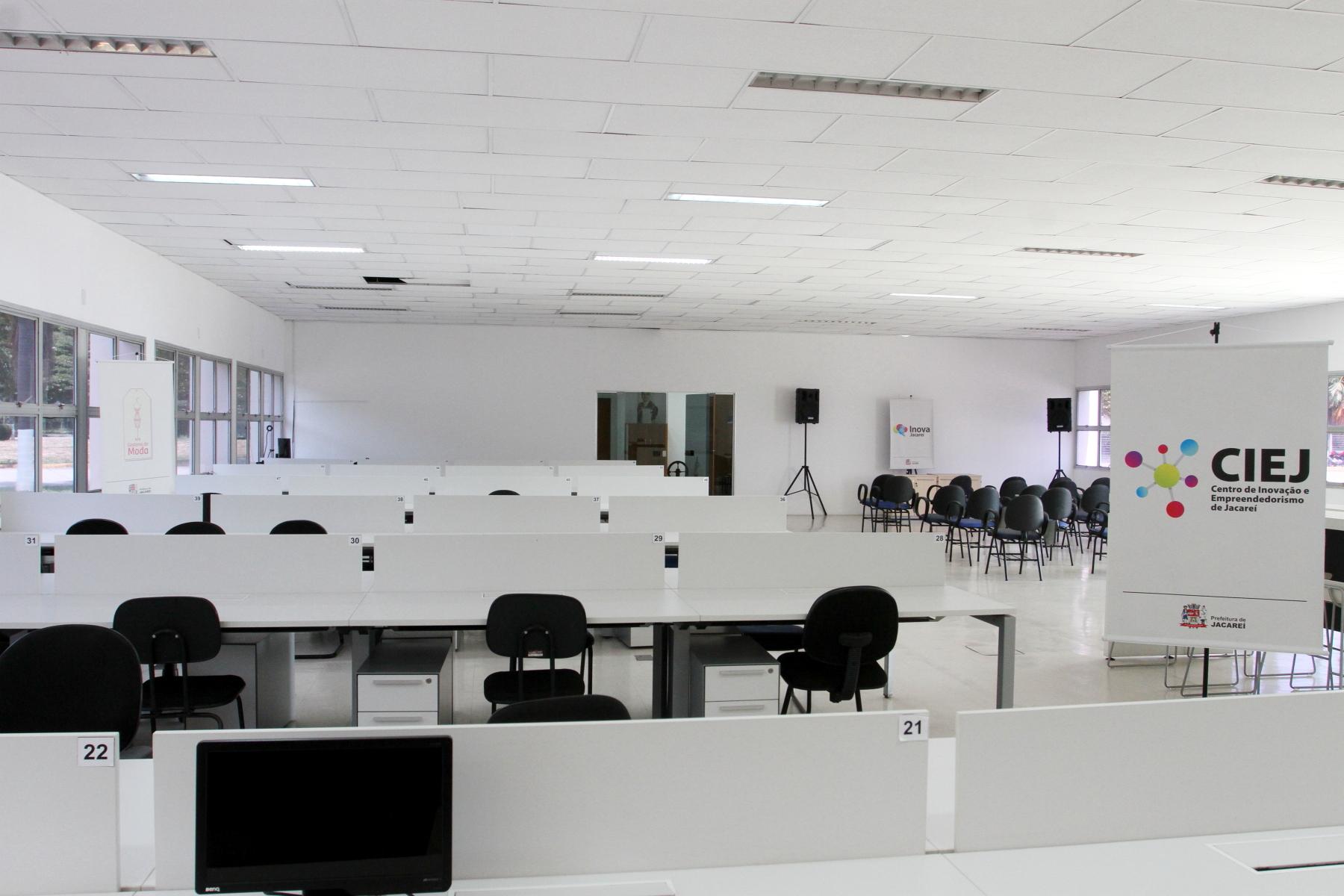 Programa para incubação gratuita de empresas em Jacareí está com edital aberto