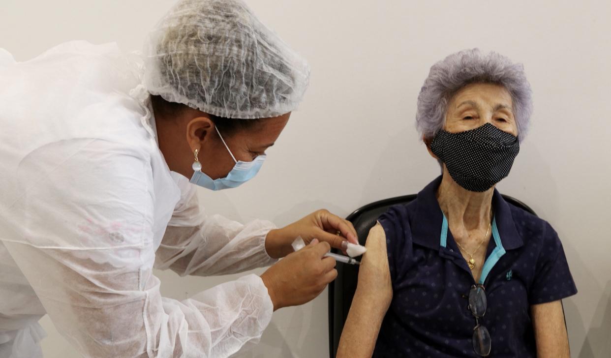 Jacareí seguirá com aplicação de segunda dose do imunizante nesta quarta-feira