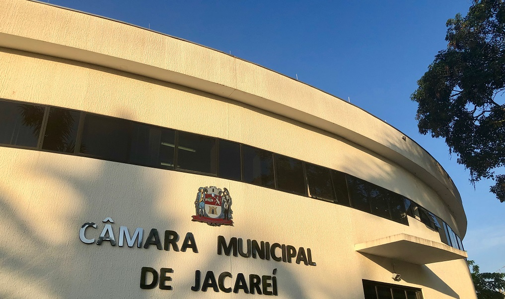 Câmara de Jacareí vota dois projetos na sessão de quarta-feira