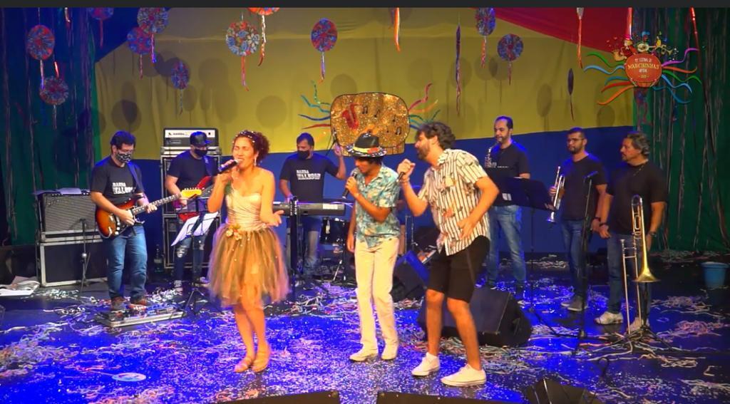 Marchinha de Jacareí é finalista em Festival