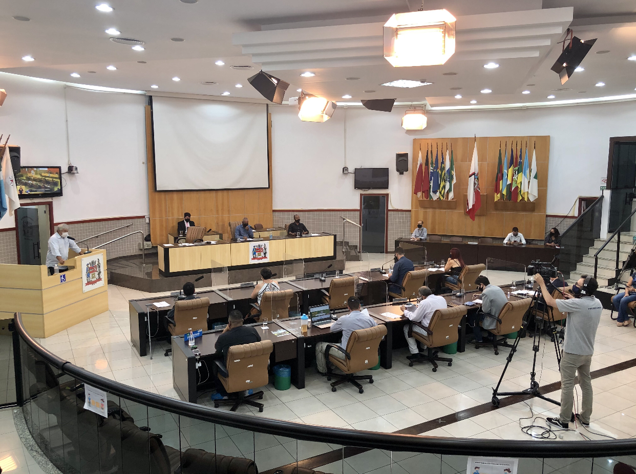 Câmara de Jacareí aprova por unanimidade novo conselho do FUNDEB