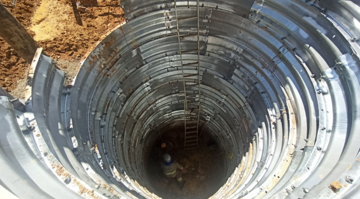 SAAE segue com obras de saneamento em Jacareí