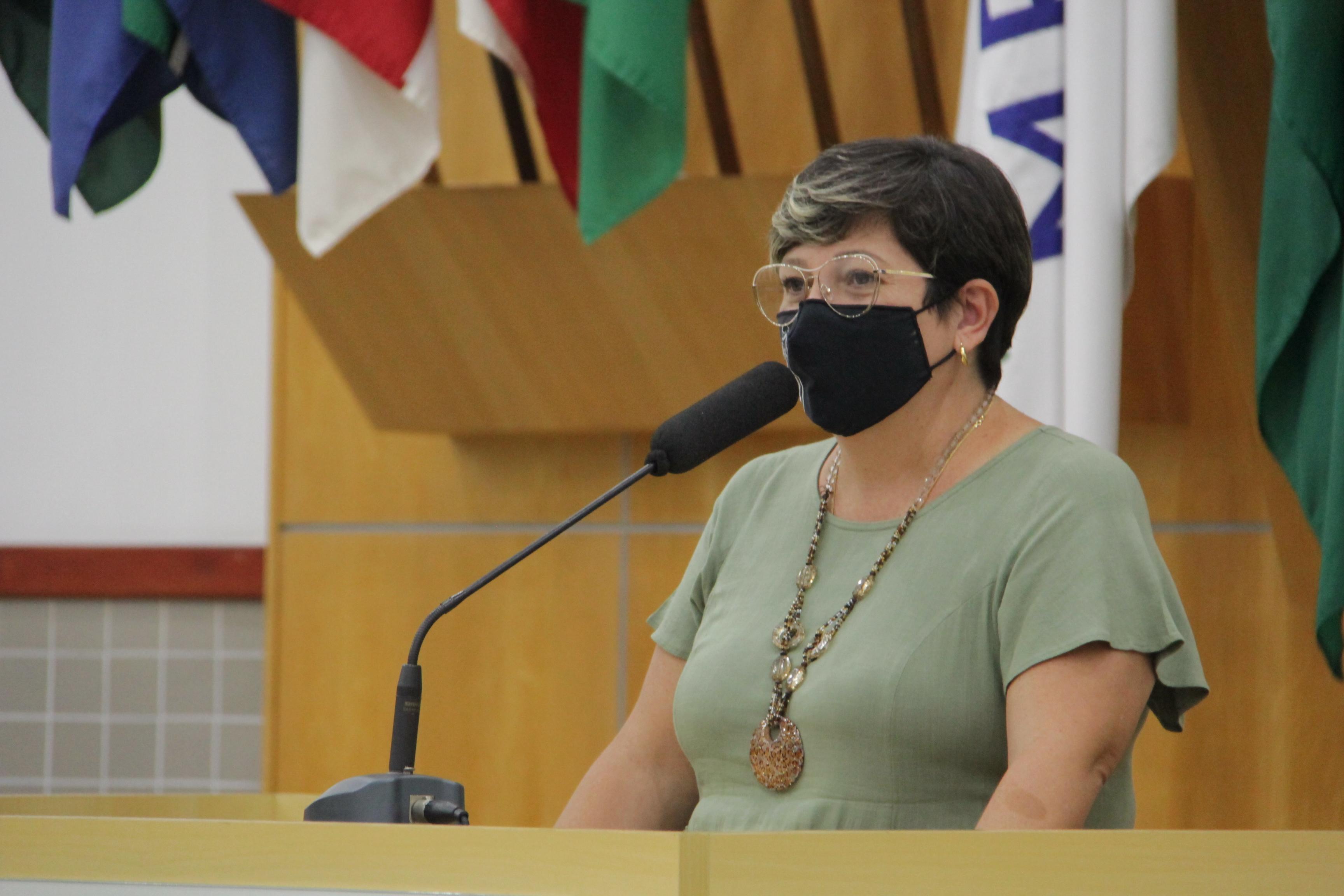Maria Amélia pede manutenção ao SAAE em ruas do Terras de São João e Santa Cruz dos Lázaros
