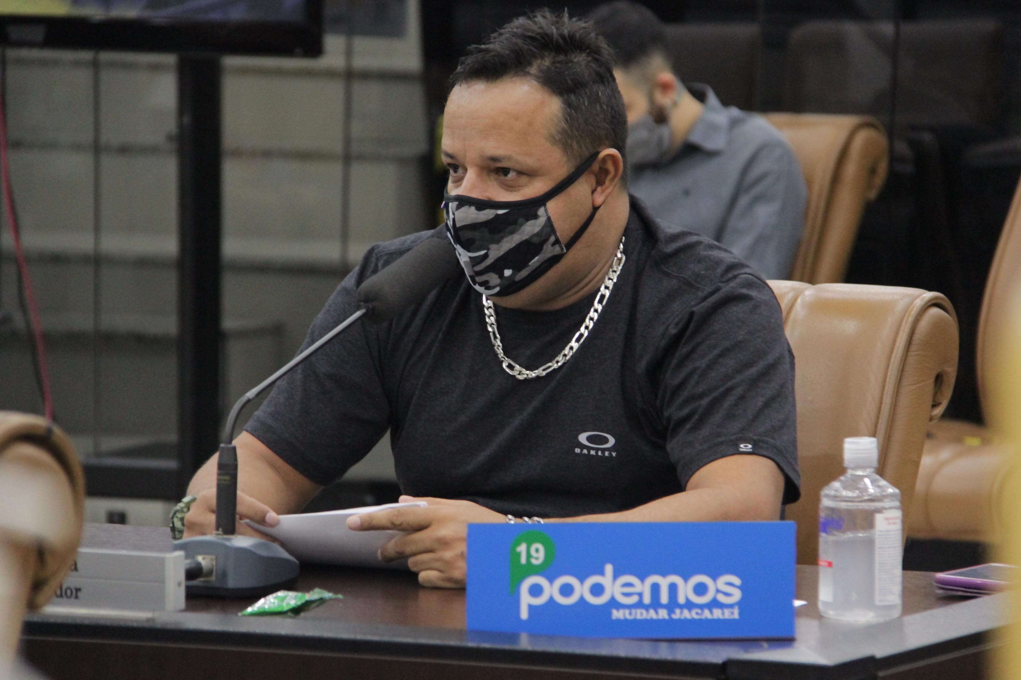 Vereador indica instalação de LEV no Cidade Salvador