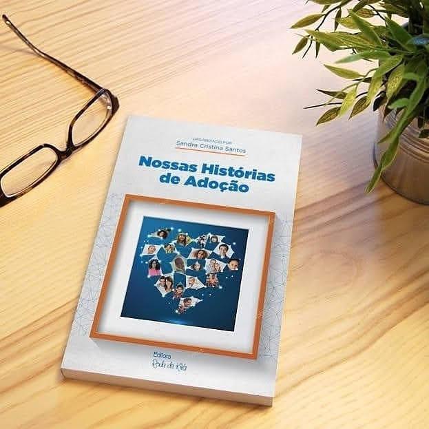 Jacareiense lança livro sobre adoção