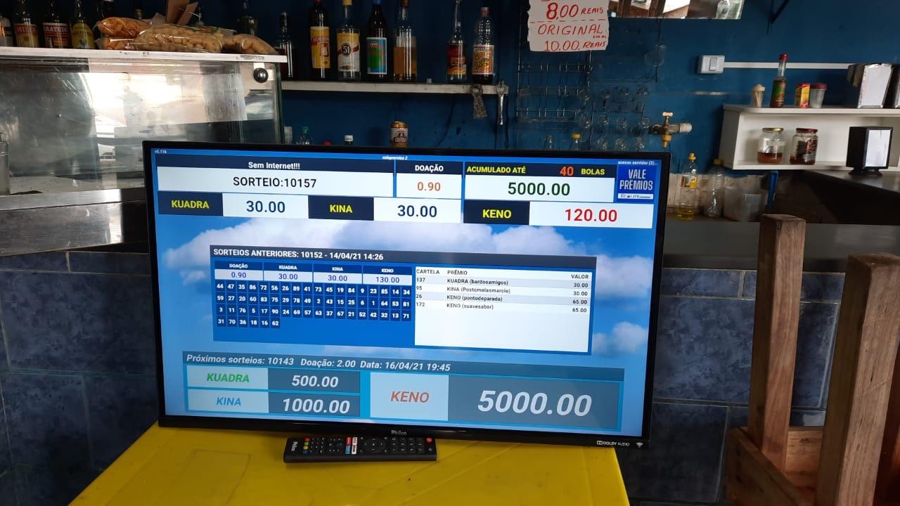 Operação da Guarda Civil fecha bingo clandestino em Jacareí