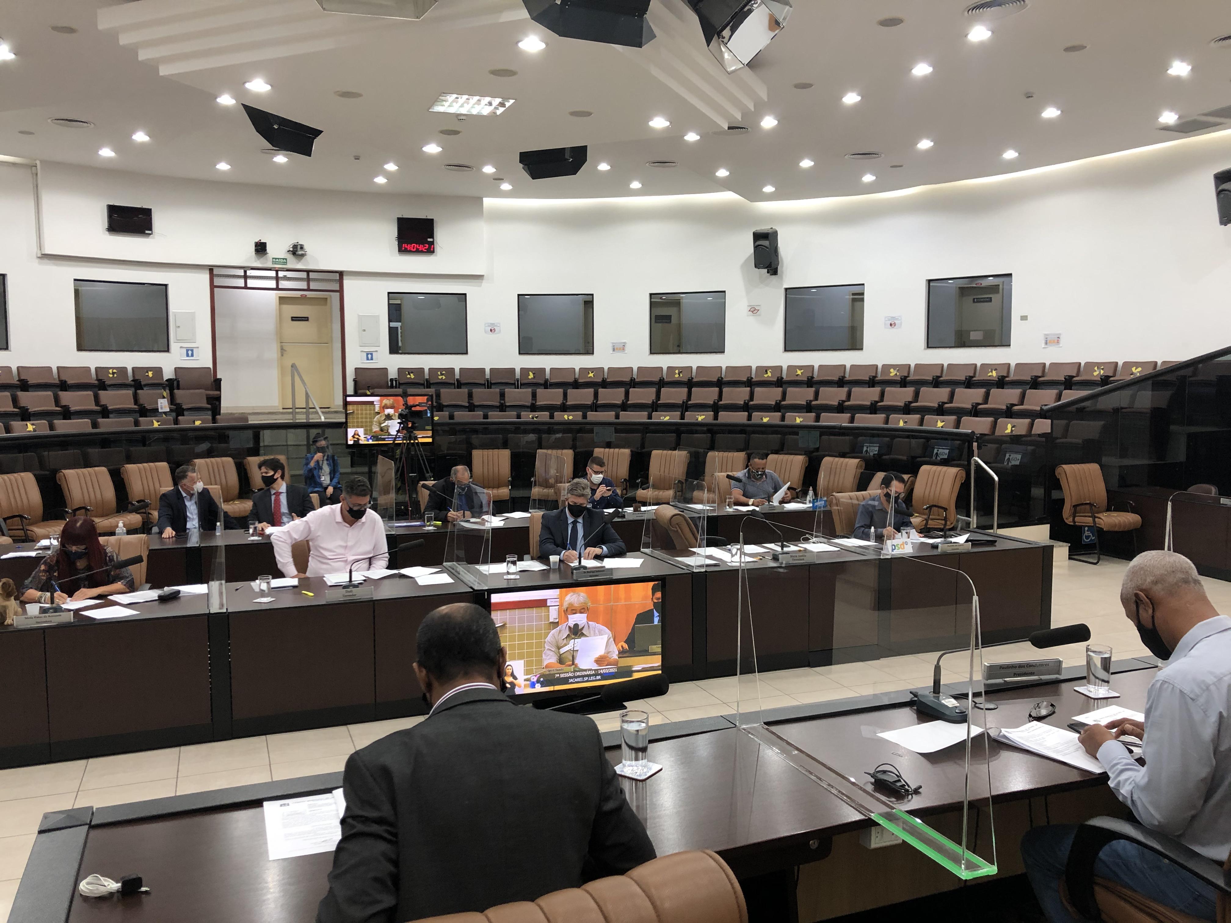 Câmara vota projeto de adequação do Regimento Interno nesta quinta-feira