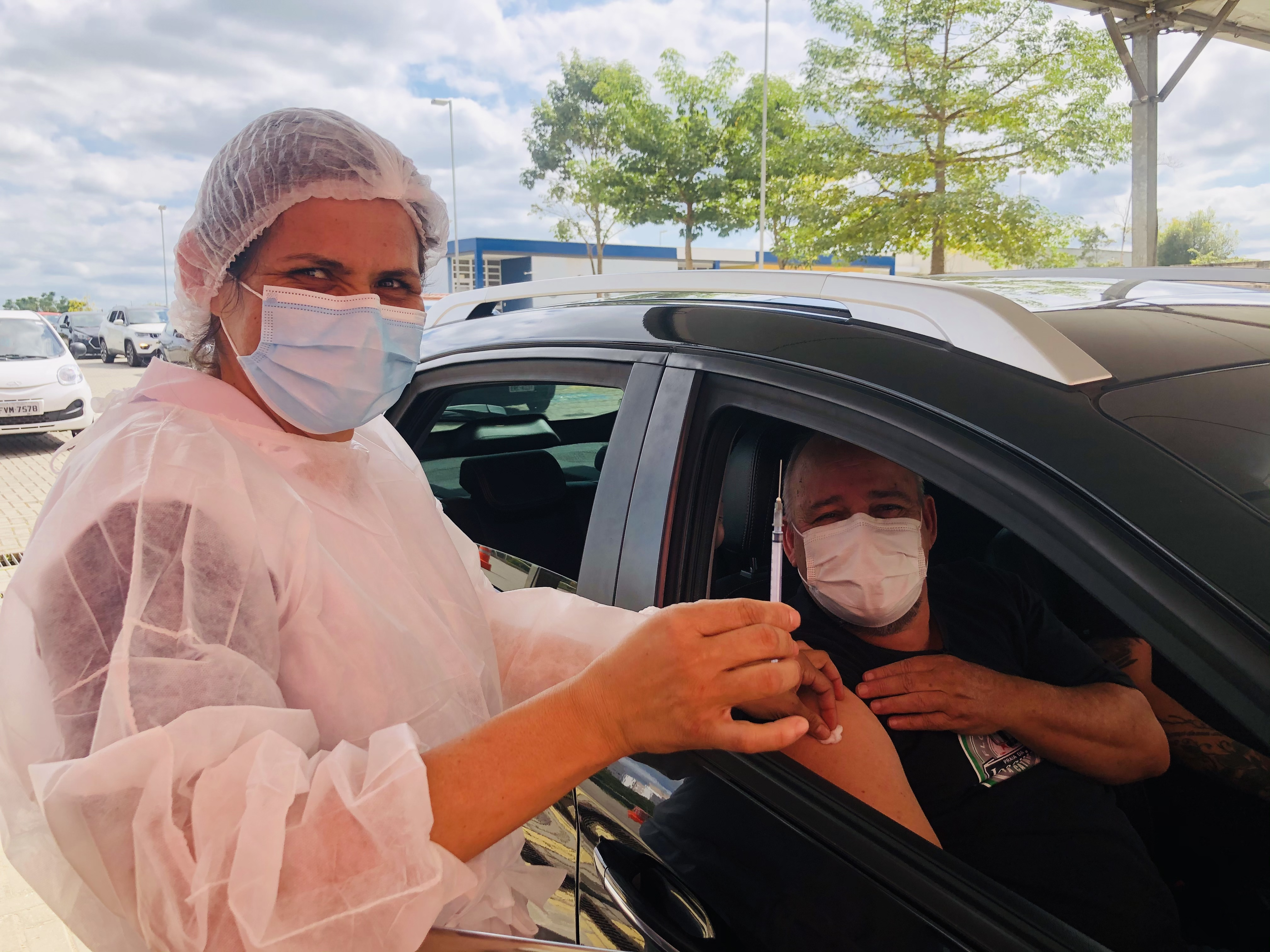 Jacareí retoma aplicação de segunda dose da vacina contra a Covid-19 em idosos na segunda-feira