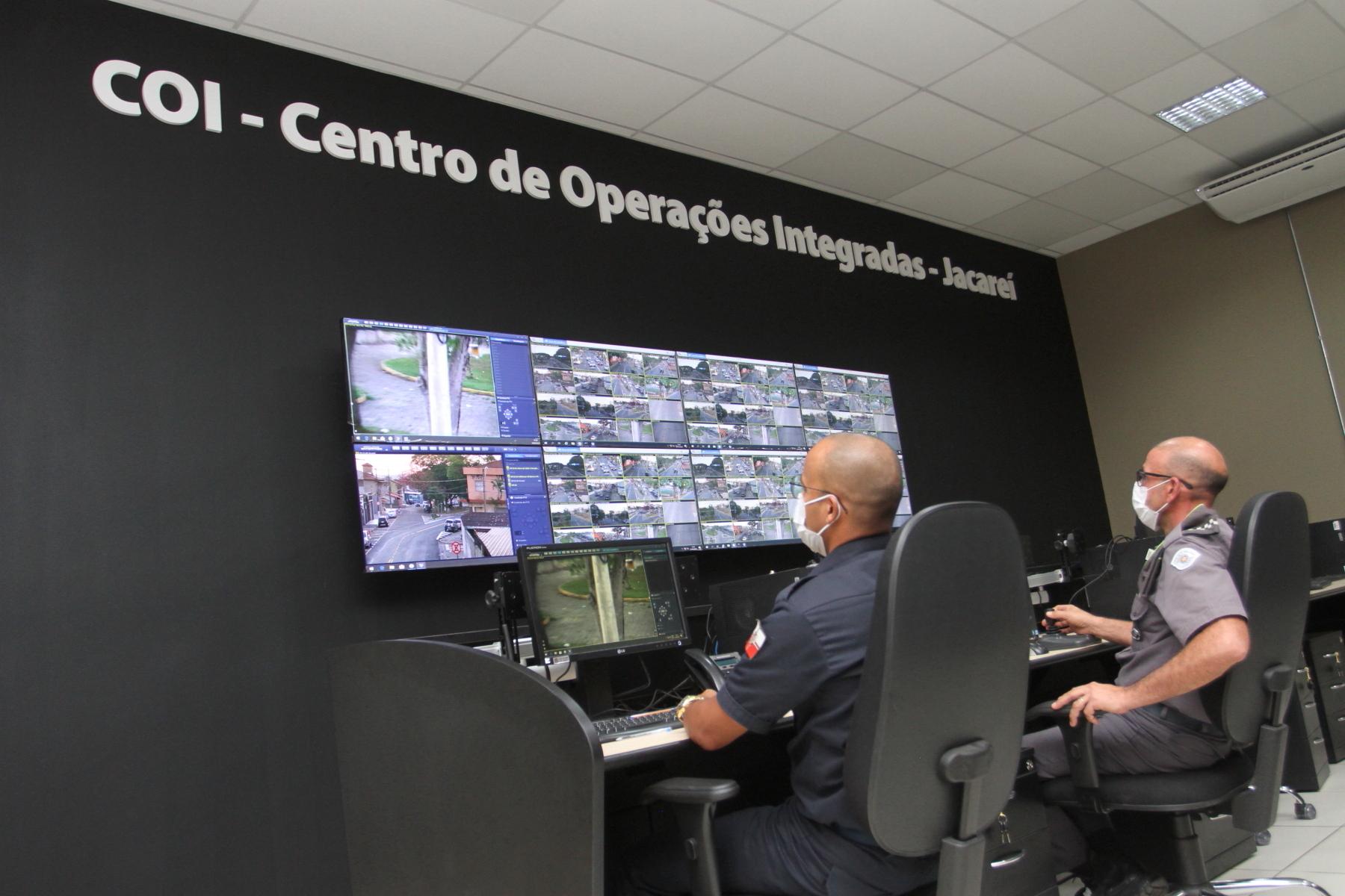 Jacareí registra queda em índices de criminalidade