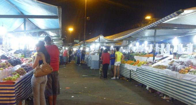 Vereador sugere criação de feira noturna em Jacareí