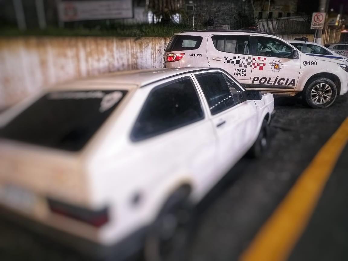 Homem é preso por receptação de veículo em Jacareí