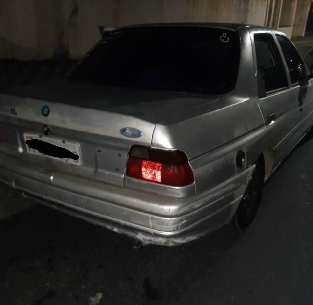 Dupla é detida por adulteração de veículo