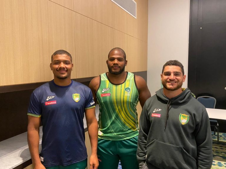 Jacareí Rugby conta com três integrantes na seleção para Eliminatórias da Copa do Mundo 2023