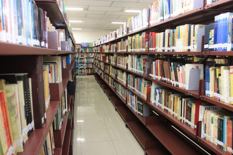 Biblioteca de Jacareí é selecionada para receber doação de livros