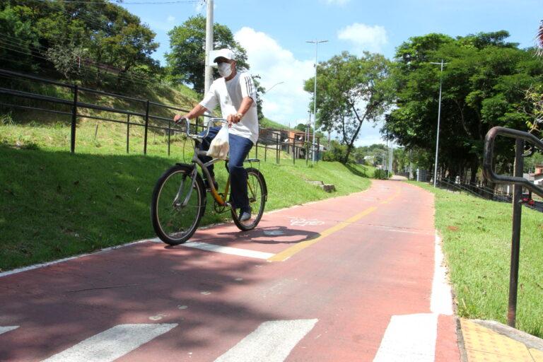 Semana do Ciclista promove ações educativas em Jacareí